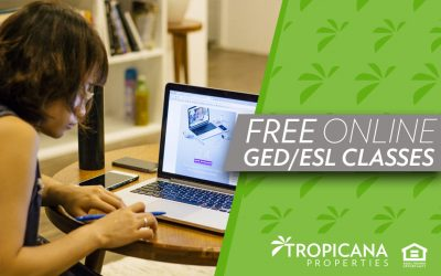 Free GED/ESL Classes in April