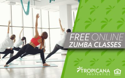 Free Online Zumba Classes in April