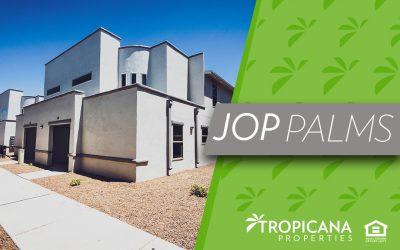 New Property: JOP Palms