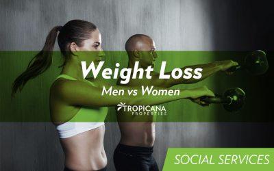 Weight Loss: Men vs Women