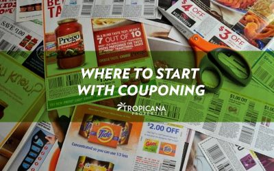 Where to Start with Couponing!