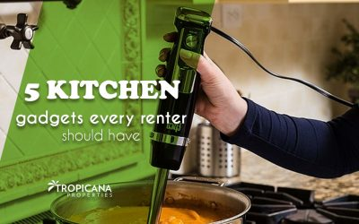 5 kitchen gadgets all renters should have