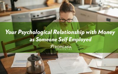 Your Psychological Relationship with Money as Someone Self Employed