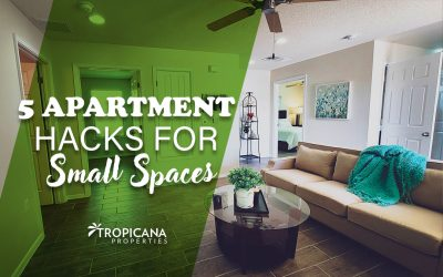 Five Apartment Hacks for Small Spaces